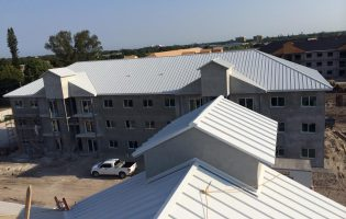 Metal Roofs, Metal Roofs