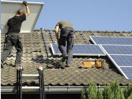 Residential Solar Panel Installer, Residential Solar Panel